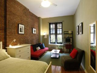 Large Studio in Pre-War East Village Townhouse - New York City vacation rentals