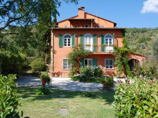 Beautiful Tuscan Villa with Pool on a Hillside Near Lucca - Villa Oliva - Gragnano vacation rentals