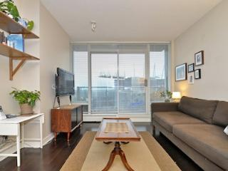 Downtown Vancouver 1 Bedroom Condo Steps to Attractions and Amenities - Vancouver vacation rentals