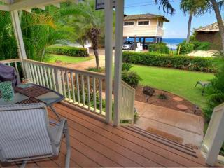 Baby Beach Bungalow, Oceanview, Steps to the sand! - Lawai vacation rentals