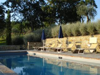 Villa Caccianello, private pool in Tuscany Italy - Pergine Valdarno vacation rentals