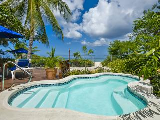 Exclusive three bedroom beachfront villa - Black Rock vacation rentals