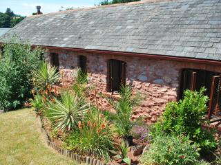 Luxury 2 bedroom barn conversion near Torbay Devon - Paignton vacation rentals