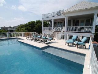 Gorgeous 7 Bedroom w/Pool & Partial Ocean View! - Isle of Palms vacation rentals