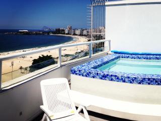 Ocean Front Penthouse Copacabana 3 Suites - Duque de Caxias vacation rentals