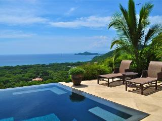Luxury Ocean View 6 Bedroom Villa - Playa Hermosa vacation rentals