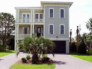 5 Bed, 5 Ba w/Ocean View! Rooftop Deck, Ping Pong! - Isle of Palms vacation rentals