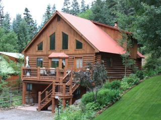 Mountain Getaway Log Home with Endless Views - Ouray vacation rentals