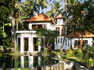 VILLA SURYA ~ HUGE POOL ~ SLEEPS 5/6 ~ AC ~ CATERED ~ BALI ~ TRANQUIL ~ SCENIC - Karangasem vacation rentals