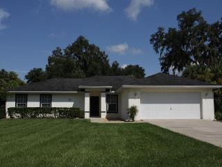 Lakeside Vacations-3/2 villa & golf on 21 courses - Hernando vacation rentals