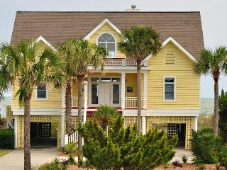 Oceanfront 4 Bd, 4 Ba, Pool/Spa Coming Spring '15! - Isle of Palms vacation rentals