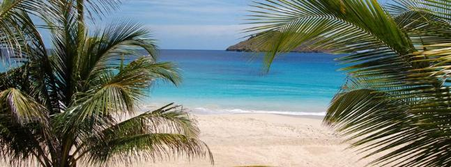 Rayon De Soleil at Flamands, St. Barth - Cottage On The Beach, Ocean Views - Image 1 - Flamands - rentals