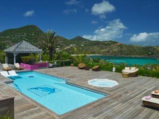 Spacious 5 bedroom Villa in Petit Cul De Sac Beach - Petit Cul De Sac Beach vacation rentals
