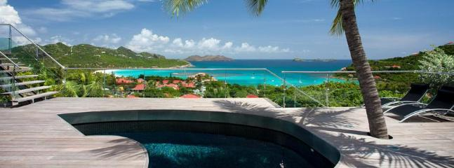 Panama at Saint Jean, St. Barth - Walk To Beach, Boutiques and Restaurants - Image 1 - Camaruche - rentals