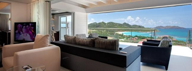 Panama at Saint Jean, St. Barth - Walk To Beach, Boutiques and Restaurants, Ocean View - Camaruche vacation rentals