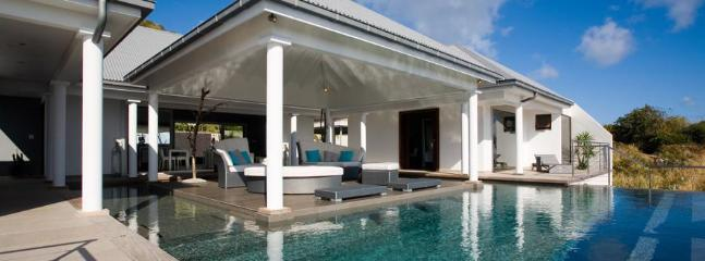 Victoria at Vitet, St. Barth - Contemporary, Ocean View, Heated Pool - Vitet vacation rentals