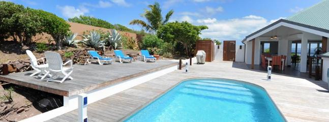Sea Nymph at Montjean, St. Barth - Ocean View, Private, Pool - Image 1 - Marigot - rentals