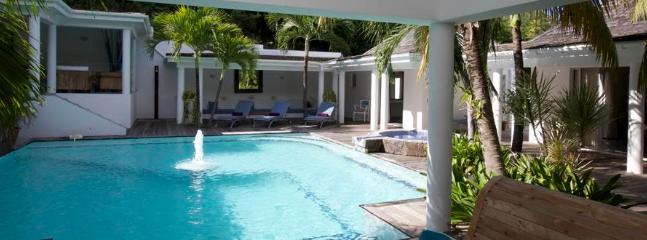 - La Cocoteraie - Petit Cul De Sac Beach - rentals