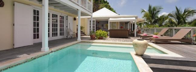 Vagabond at Petite Saline, St. Barth - Ocean Views, Private, Large Pool - Image 1 - Petites Salines - rentals