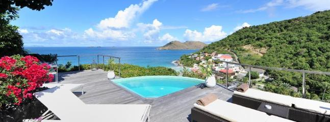 Roc Flamands 11 at Flamands, St. Barth - Walk To Beach and Restaurants, Ocean View, Private Communit - Flamands vacation rentals