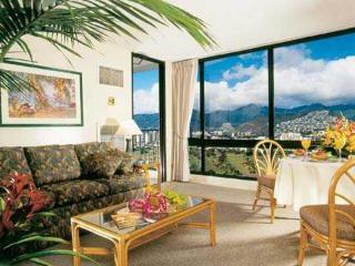 Deluxe Oceanview  Waikiki Condo - Honolulu vacation rentals