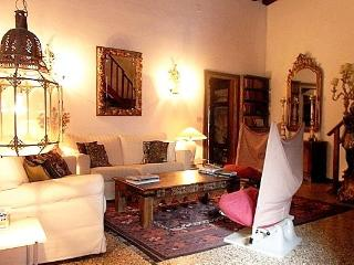 Elegant, atmospheric, large 12th century apartment - Torcello vacation rentals