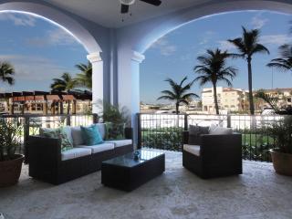 Magnificent Cap Cana water front condo on marina - Punta Cana vacation rentals