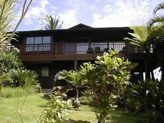 Hanalei Vista - All Cedar Home, Breathtaking Views - Hanalei vacation rentals