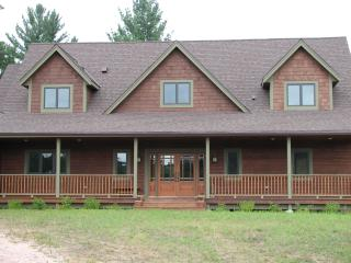 Water's Edge Lodge - Serene Northwoods Retreat - New Lisbon vacation rentals