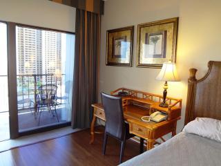 Affordable Penthouse Waikiki Studio Apt - Honolulu vacation rentals