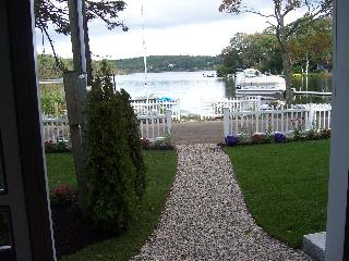 At Waters Edge - Charming Waterfront Beach House - Plymouth vacation rentals