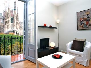 Plaza Sagrada Familia apartment - Bigues i Riells vacation rentals