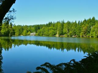 Best-Rated Waterfront Home, 7+ acres, very private - Olympia vacation rentals