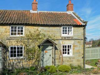 THE OLD WATCHMAKER'S SHOP, pet friendly, character holiday cottage, with open fire in Cropton, Ref 10354 - Pickering vacation rentals
