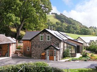 CILFACH, family friendly, luxury holiday cottage, with a garden in Llanfyllin, Ref 10470 - Llanfyllin vacation rentals