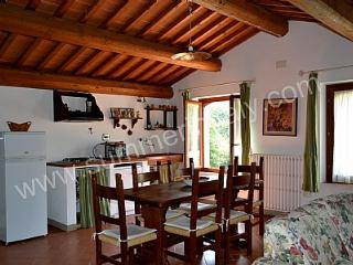 Cozy House with Deck and Dishwasher - Serravalle Pistoiese vacation rentals