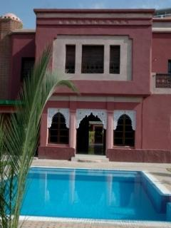 7 bedrooms, private pool, in center of Marrakesh - Marrakech vacation rentals