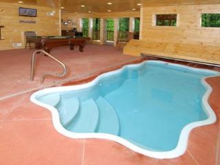 Aqua Paradise - 4BR/4BA, Sleeps 12, Private Pool - Pigeon Forge vacation rentals
