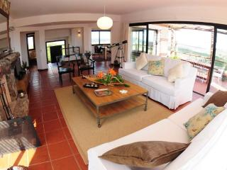 Luxury 2 or 3 bed Ocean View Villa 5 Min fr. Beach - Piriapolis vacation rentals