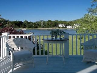 7 Bedroom West Hampton Beach Manor on the Water with Private Boat Dock - Westhampton vacation rentals