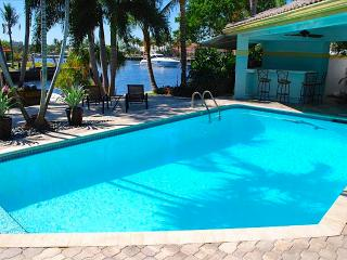 Casa Bella Stunning 4 BD 5.5 BA Waterfront Heated Pool Home! - Fort Lauderdale vacation rentals