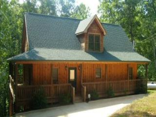 Welcome to Serenity - North Georgia Mountains vacation rentals