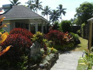 Makayla Palms - Villa Tiare - Southern Cook Islands vacation rentals