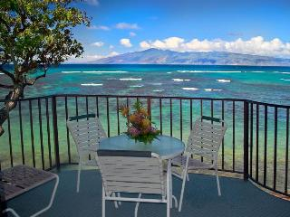 OCEAN FRONT TRANQUILITY - KAHANA REEF 317,  One Be - Lahaina vacation rentals