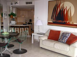 Aquarius Sunset Condo on the Beach - South Padre Island vacation rentals