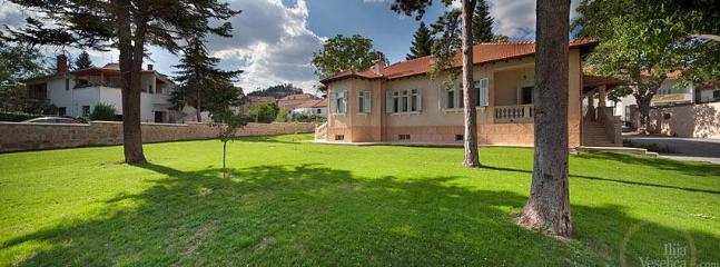 Villa Tripalo - luxury heritage villa in Sinj - Image 1 - Sinj - rentals