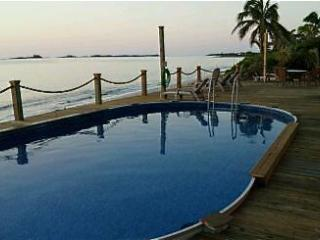 Bella Mare' Oceanfront home with Fresh Water Pool! - Green Turtle Cay vacation rentals
