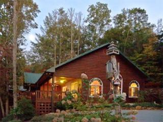 Hemlock Falls - Whimsical and Fun! - Franklin vacation rentals