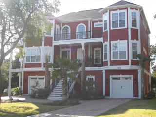 Million $ Luxury Vacation Home w/ Great Oceanview - North Myrtle Beach vacation rentals