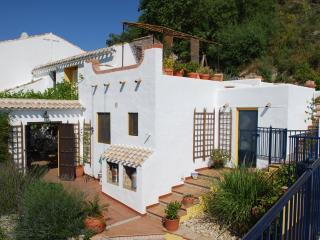 Casita with stunning location overlooking the lake - Iznajar vacation rentals